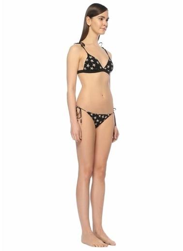 Love Yıldız Desenli İpli Bikini Altı Renkli
